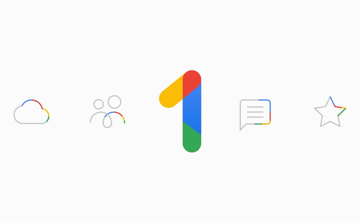 Google One chính thức ra mắt, phí rẻ hơn Google Drive trước đây
