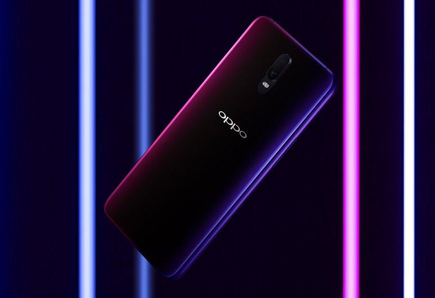 Hình ảnh về Oppo R17