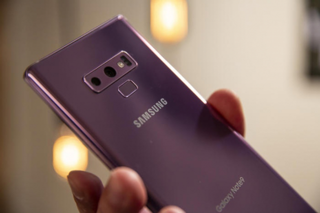 Hướng dẫn thiết lập để chụp ảnh đẹp hơn với Samsung Galaxy Note9