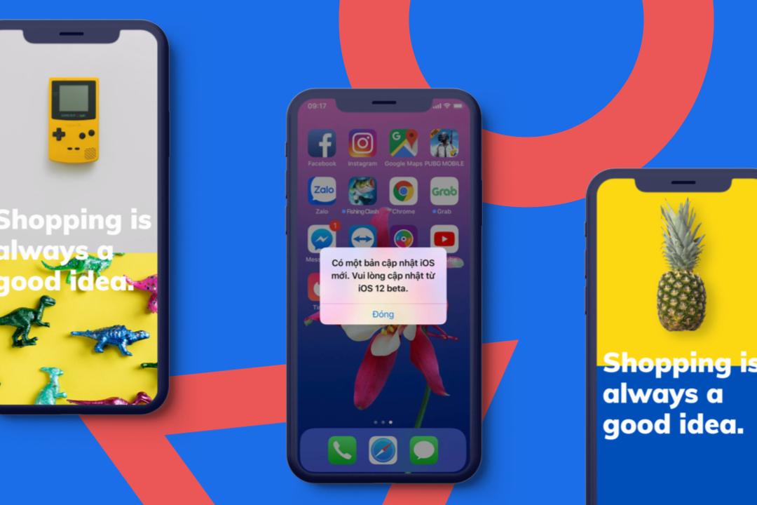 iOS 12 beta gặp lỗi liên tục hiển thị thông báo nhắc người dùng cập nhật