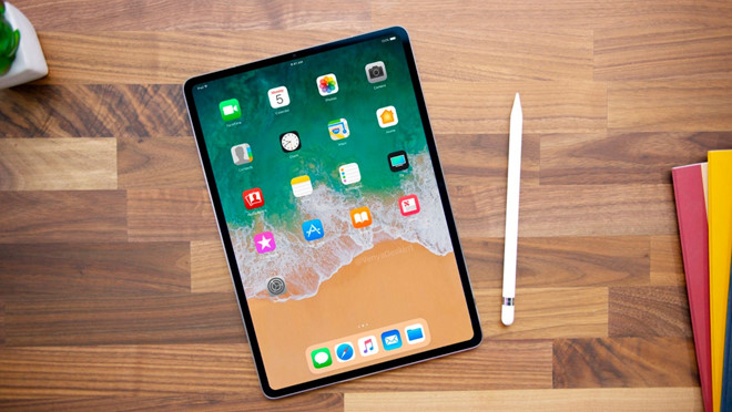 iPad của Apple vẫn thống trị Tablet