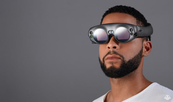 Startup bí ẩn Magic Leap ra mắt kính AR của mình, giá 2.295 USD