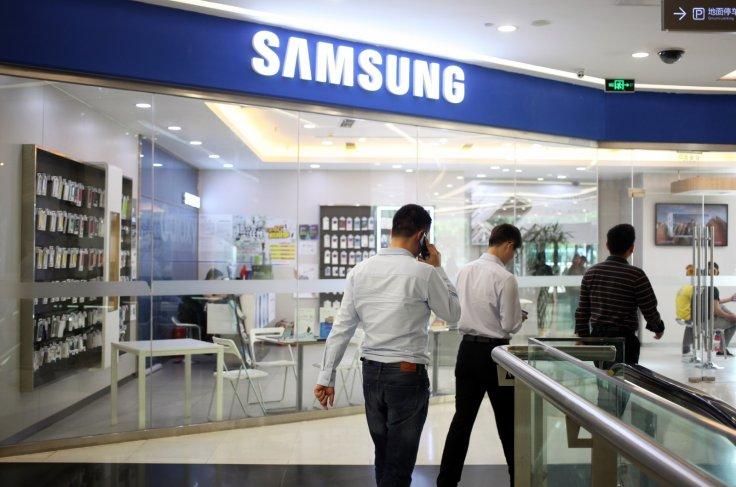 Thị phần Samsung chỉ còn dưới 1%