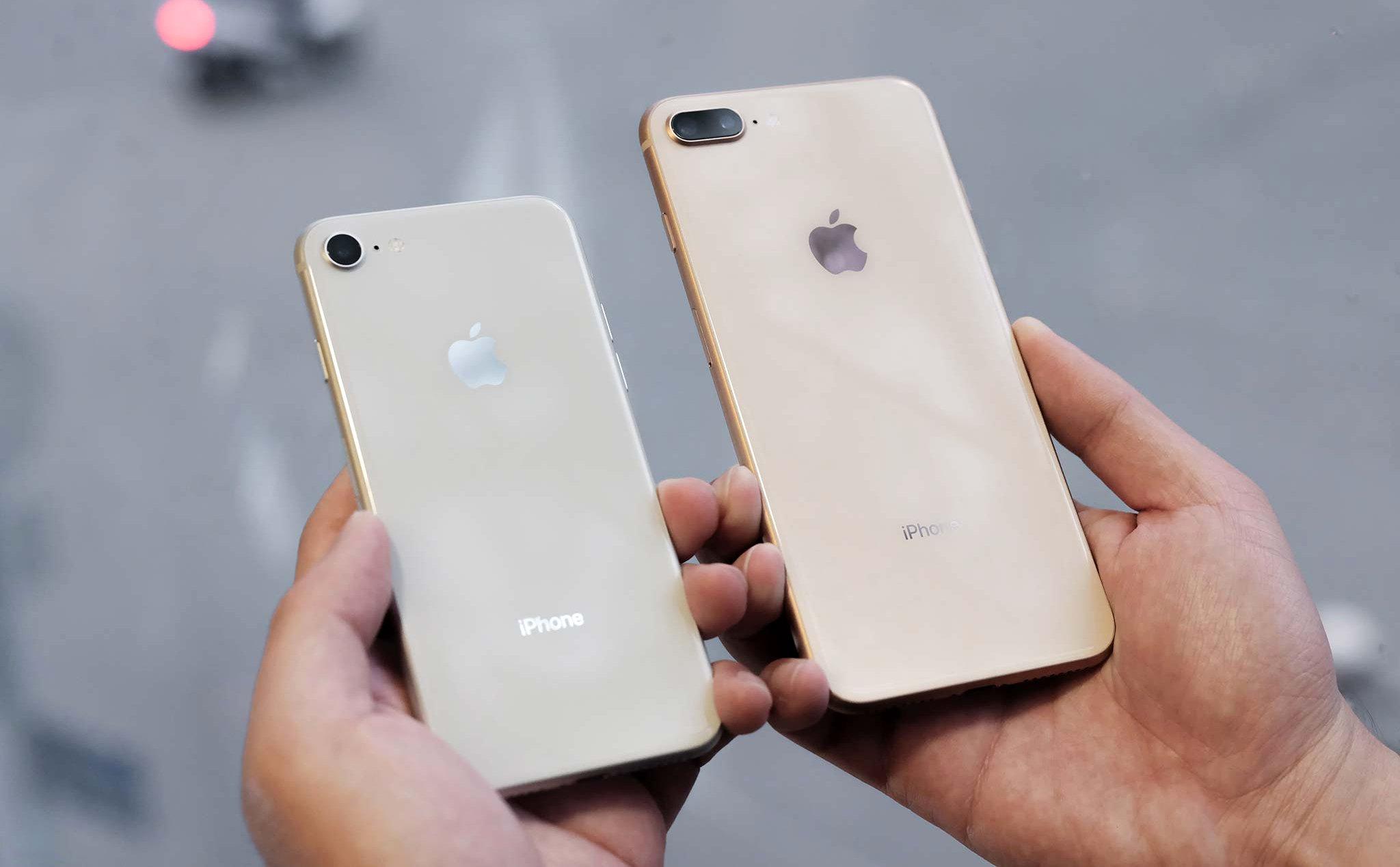 Một số iphone 8 bị lỗi được Apple sửa miễn phí