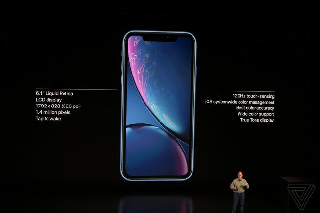 iPhone Xr chỉ trang bị 1 camera đơn ở mặt sau nhưng chất trên từng khung hình