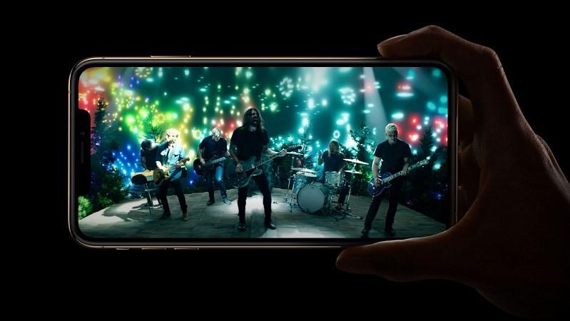 iPhone Xs Max là chiếc smartphone có màn hình tốt nhất