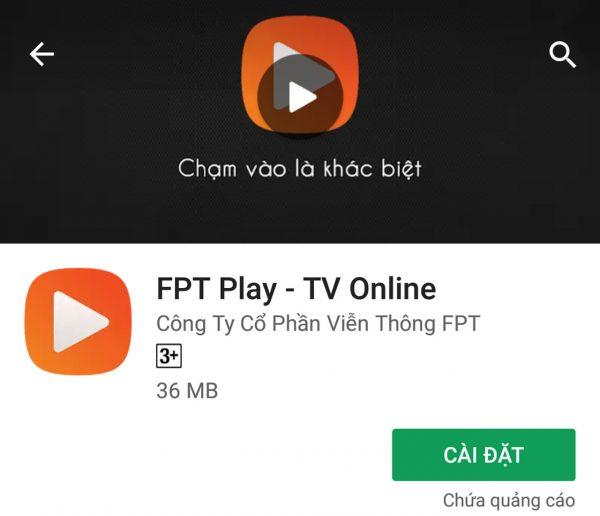 Ứng dụng điện thoại xem kênh VTC3 ổn định nhất