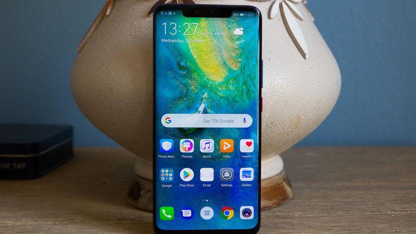 Huawei Mate 20 pro: Thiết kế mới, cấu hình mới