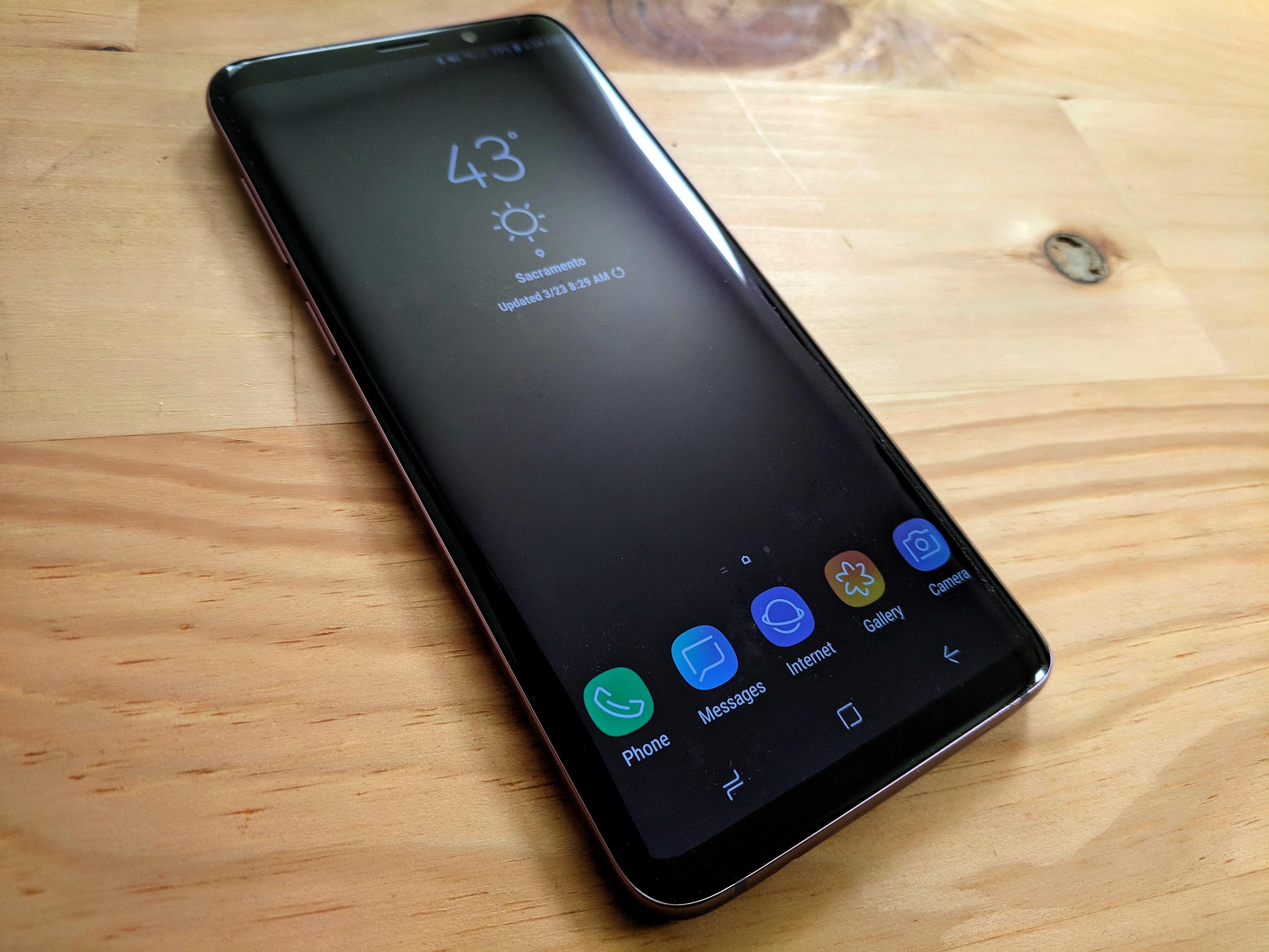 Đánh giá samsung galaxy S9+,Liệu có hoàn hảo nhử quảng cáo