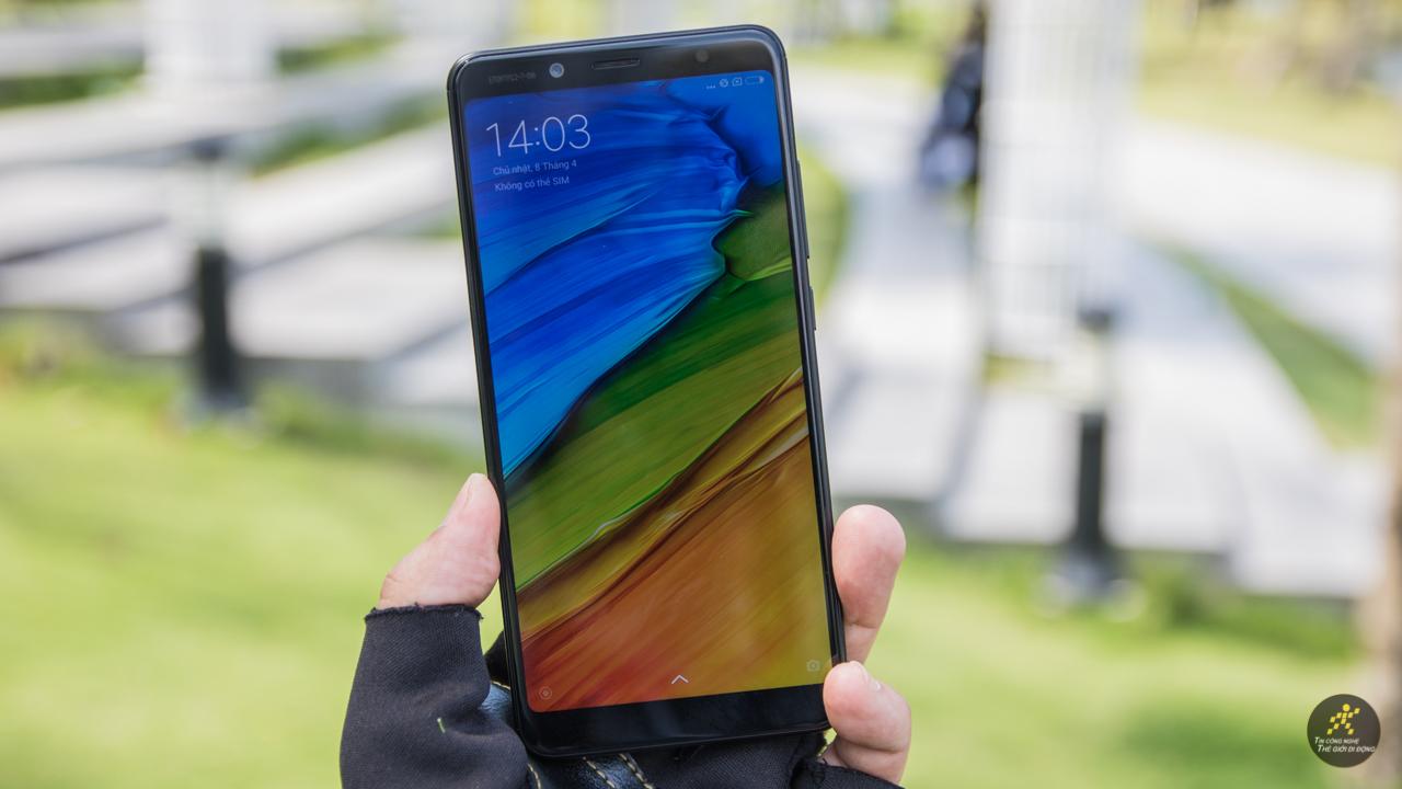 Đánh giá chi tiết Xiaomi Redmi Note 5 Pro: Với thiết kế đẹp, cấu hình tốt