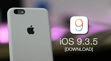 Download iOS 9.3.5 – cập nhật iOS 9.3.5 cho iphone, ipad