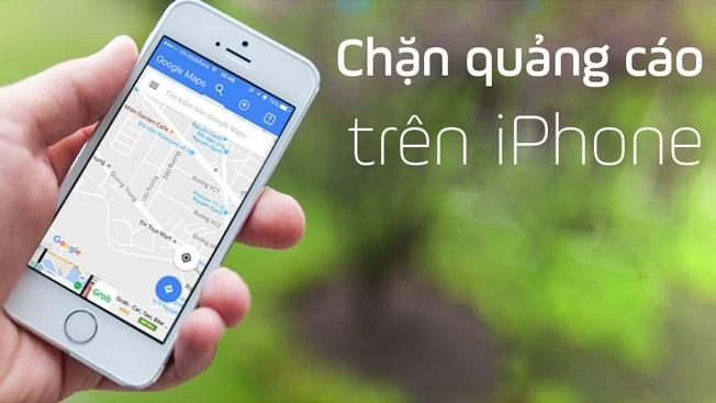 Hướng dẫn cách chặn quảng cáo trên iphone, ipad mà không cần Jailbreak