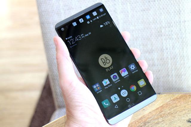 Đánh giá điện thoại LG V20