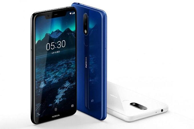 Nokia 5.1 Plus đối thủ nặng kí trong phân khúc smartphone bình dân
