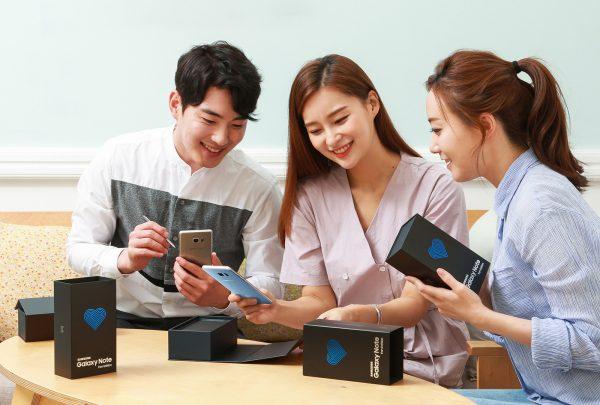 Galaxy Note 7 chính thức trở lại với tên gọi Galaxy Note Fan Edition với nhiều thay đổi mới