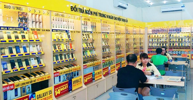 Top 10 cửa hàng bán iPhone rẻ, uy tính nhất Hà Nội