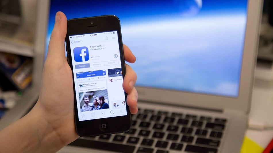 Sửa lỗi không vào được ứng dụng Facebook trên iPhone