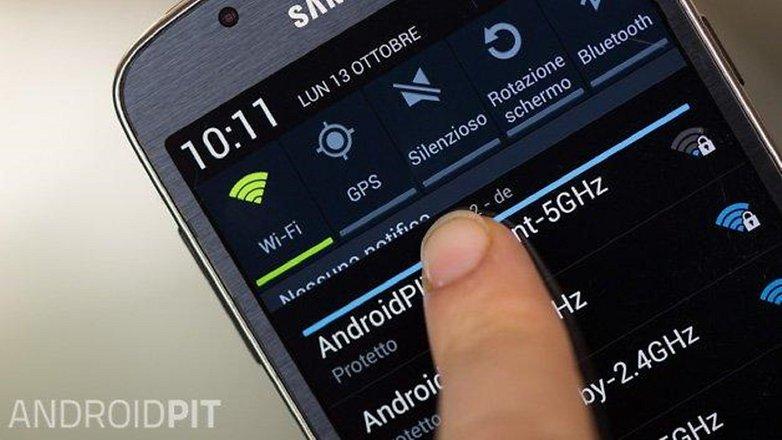 Cách khắc phục lỗi điện thoại android không bắt được wifi