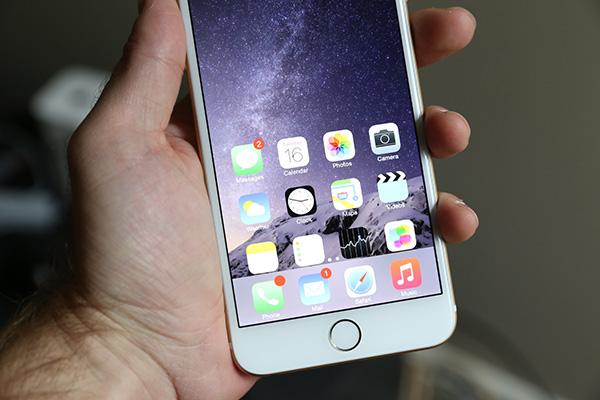 Khắc phục lỗi iphone không lên màn hình nhưng vẫn gọi được