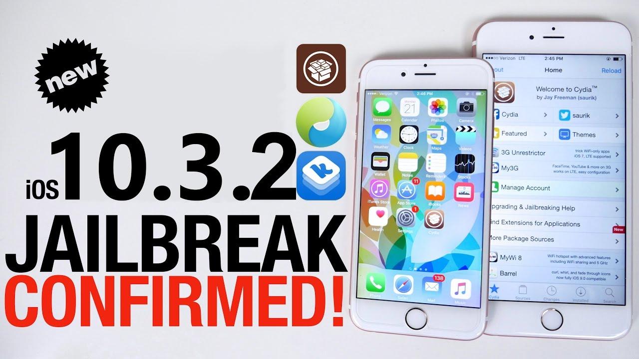 Cách jailbreak iOS 10.3.2 cho iPhone, iPad như thế nào?