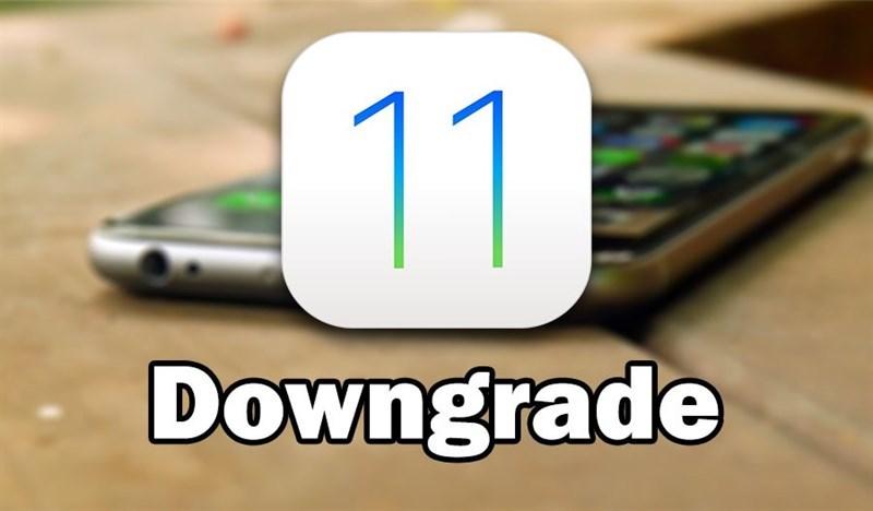 Hướng dẫn cách xóa bản cập nhật và hạ cấp iOS 11 về lại iOS 10.3.3
