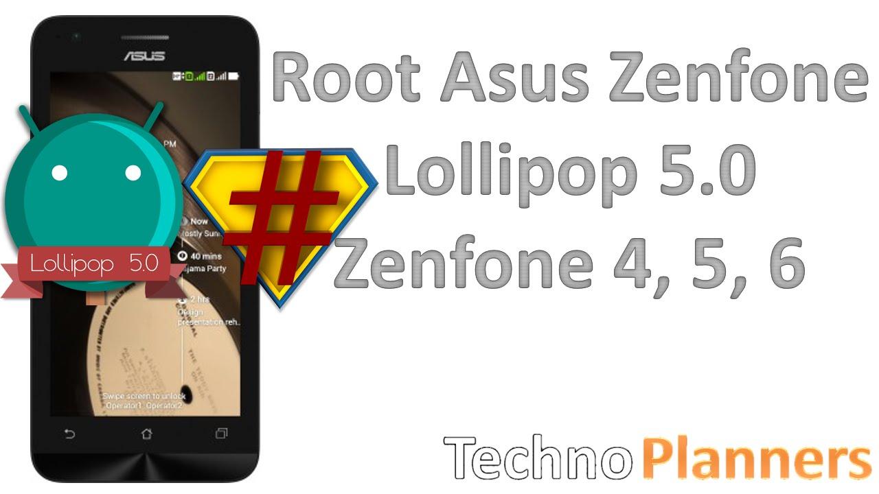 Hướng dẫn root điện thoại Zenfone đơn giản