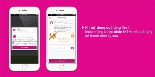 Ứng dụng MoMo tặng 200.000 đồng cho khách hàng sử dụng
