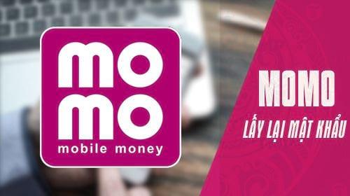 Hướng dẫn đổi mật khẩu MoMo