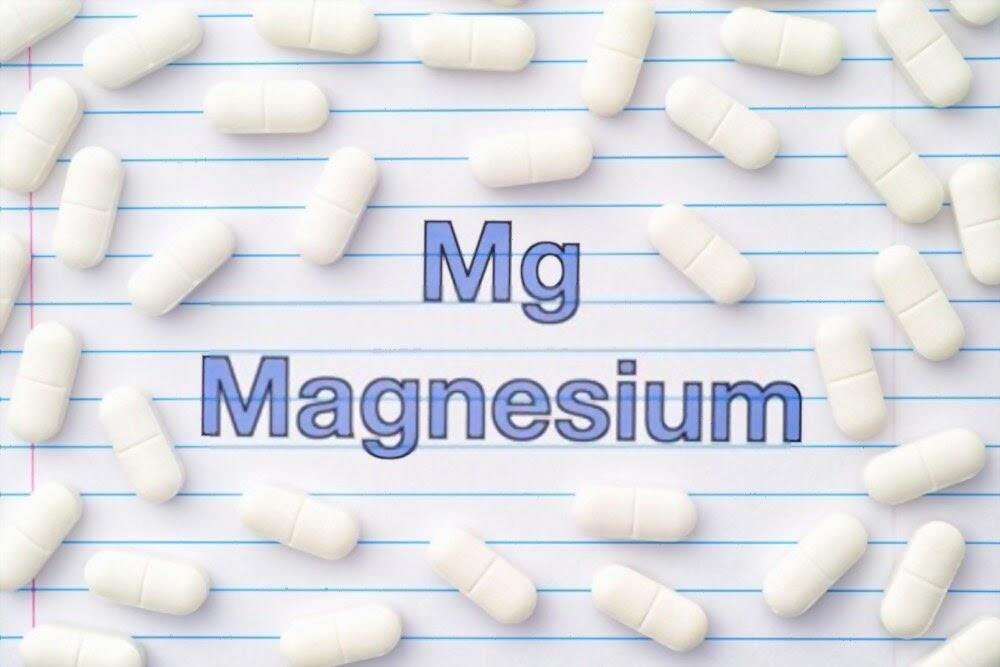 Thuốc chứa thành phần magie oxit nên lưu ý điều gì?