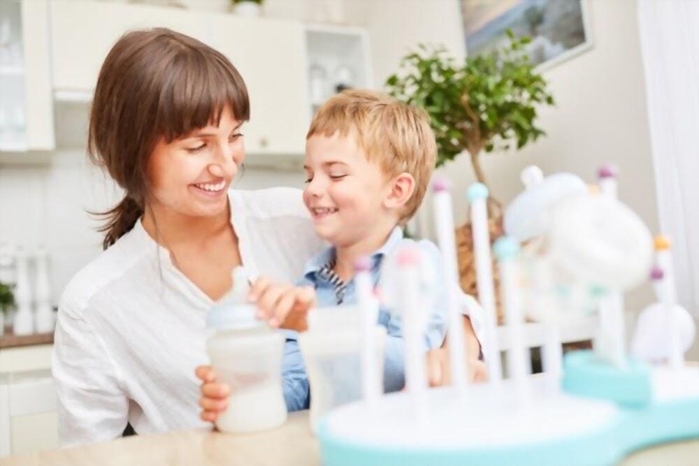 Men vi sinh cho bé: Cách bổ sung hiệu quả ba mẹ nên biết
